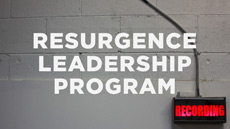 Resurgence Leadership Program