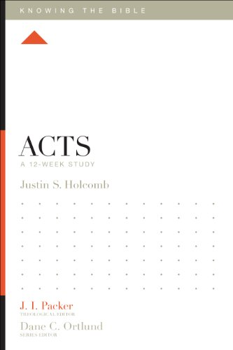 Acts: A 12-Week Study (Knowing the Bible) by NA