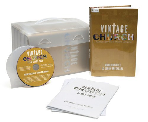 Vintage Church Team Study Pack (Re:Lit) by Gerry Breshears