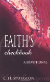 Faiths Checkbook by Charles Spurgeon