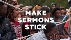 5 Ways to Make Your Sermons Stick When Preaching to Students